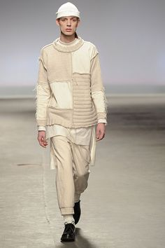 Craig Green AW13 #LondonCollections
