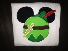This is for a Captain Hook Mickey ears shirt. Stand out on your next Disney trip with matching family shirts. I can add a name underneath the design