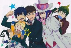 Image via We Heart It https://weheartit.com/entry/157970245/via/31367655 #blueexorcist