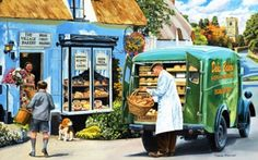 Village Bakery (273 pieces)