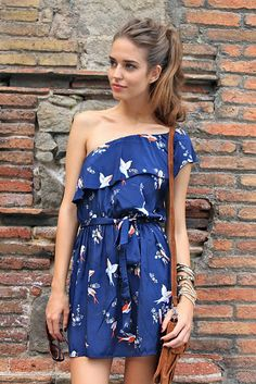 Girly Summer Dresses - #Streetstyle