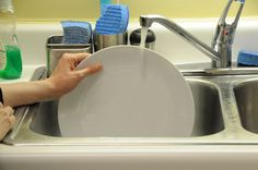 Seven Hacks to Hand Wash Your Dishes Faster and More Efficiently.
