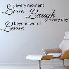Love Beyond Words Wall Sticker