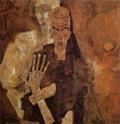 Masterpieces by Egon Schiele and Gustav Klimt, Vienna 1900 and Art Nouveau. Gustav Klimt, Wassily Kandinsky, Vincent Van Gogh, Google Art Project, Vienna Secession, Edward Hopper, David Hockney, Art Database, Henri Matisse