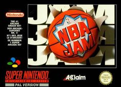 I still quote this game when playing Basketball. NBA Jam was the best!