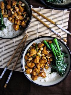 Chinese Gong Bao Chicken with Peanuts