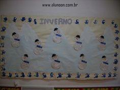 24 Ideias de Mural para Inverno - Educação Infantil - Aluno On