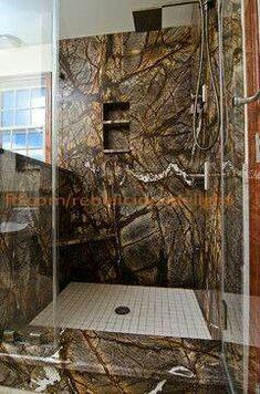 camo Shower