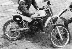Suzuki RM80H 1984