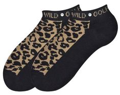 Check out our Wild Golfer (Black w/Animal Print) K Bell Ladies Golf Sport Socks! Find the best golf gear and accessories at Lori's Golf Shoppe. Click through now to see this Sport Socks!