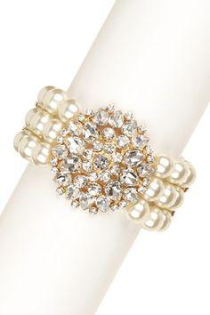 Daisy Bracelet by So Anyway