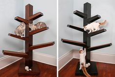 The Refined Feline is absolutely on fire with new products this season! In addition to their hugely popular A-Frame Cat Bed & Scratcher, they are also introducing a new cat tree that is unlike any other! Behold the Catalpa Cat Tree, a modern cat tree that offers an alternative to beige carpet covered monstrosities. This…