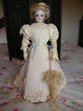 "STUNNING 13"" GAULTIER FRENCH FASHION LADY KID / BODY CIRCA 1880 -ON"