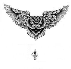 Alas Tattoo, Simbolos Tattoo, Tatoo 3d, Throat Tattoo, Sternum Tattoo, Body Art Tattoos, Hand Tattoos, Small Tattoos, Sleeve Tattoos