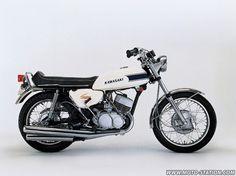 Kawasaki 500H1 1969