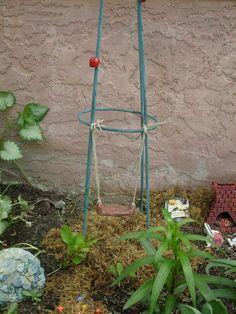 Swing Fairy, Garden, Garten, Lawn And Garden, Gardening, Outdoor, Gardens, Tuin