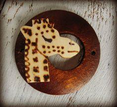 Wooden Giraffe Link