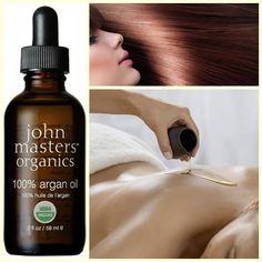 Aceite de argan de Marruecos hidrata piel y cabello