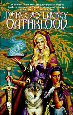 Oathblood (Vows and Honor, Book 3): Mercedes Lackey: 9780886777739: Amazon.com: Books