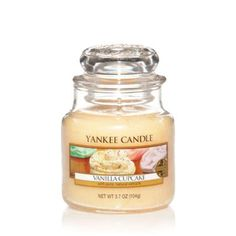 Yankee Candle - Small Jar - Vanilla Cupcake - Sands Gifts http://www.sandsgifts.co.uk/yankee-candle-small-jar-vanilla-cupcake.ir