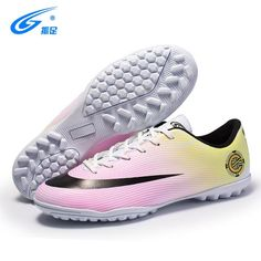 33bc2f6c5265e2 Football Shoes Kids Futbol Superfly Boys Cheap Indoor Soccer Cleats Shoes  Sneakers Voetbal Scarpe Da Calcio