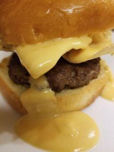 Nacho & Cheese Burger!