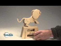 Mechanical Kits Pelican - YouTube