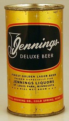 Jennings Deluxe Beer Can #beer #beerbaconmusic