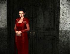 Lady In Red as seen in Dreadout