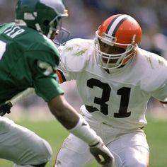 Frank Minnifield, Cleveland Browns