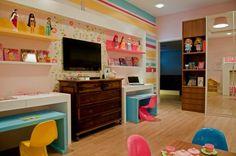 quarto infantil...