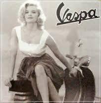 La #vesta icona degli anni #50