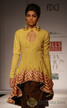 Designer Anand Kabra ,Wills Lifestyle India Fashion Week In New Delhi Pakistan Fashion Week, India Fashion Week, Bmw I8, Modest Fashion, High Fashion, Fashion Outfits, Indian Attire, Indian Ethnic Wear, Pakistani Outfits