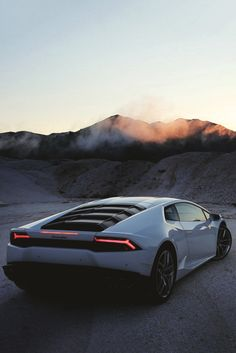 The Lamborghini Huracan was debuted at the 2014 Geneva Motor Show and went into production in the same year. The car Lamborghini's replacement to the Gallardo. The Huracan is available as a coupe and a spyder. Lamborghini Huracan, Maserati, Bugatti, Ferrari, Luxury Sports Cars, New Sports Cars, Sport Cars, Dream Cars, My Dream Car