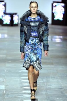Peter Pilotto Fall 2012 Ready-to-Wear Collection Slideshow on Style.com