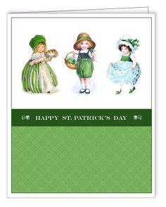 St. Pat's card printable