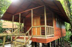 evergreen lodge cabins   - Costa Rica