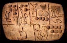 Il ne s'agit pas de signes comme on en trouve dans les grottes paléolithiques ou sur les plaquettes syriennes récemment découvertes, mais d'un véritable langage organisé, codifié, avec des pictogrammes faisant l'objet d'un usage répété qui s'inscrit dans un contexte social et symbolique.