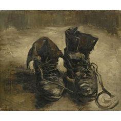 Schoenen - Vincent van Gogh - Woonaccessoires - WinjeWanje Interieurs