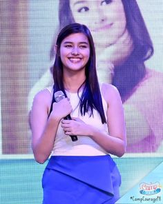 "Liza Soberano Fans ‏@LIZAnianz  Sep 1 ""If you have only one smile in you, give it to the people you love."" You and your contagious smile  @lizasoberano"