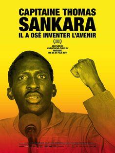 Critique du documentaire Capitaine Thomas Sankara de Christophe Cupelin en salles le 25 novembre 2015 via Vendredi Distribution