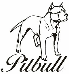 http://colorings.co/pitbull-coloring-pages/ #Coloring, #Pages, #Pitbull