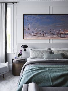 Coastal Home by Decus Interiors Latest Bedroom Design, Interior Architecture, Interior Design, Indoor Outdoor Living, Coastal Homes, Beautiful Bedrooms, Soft Furnishings, Bedroom Decor, Interiors