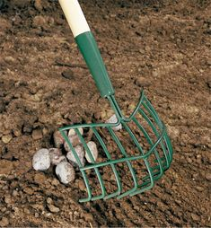 Garden Rake, Garden Tools, Lee Valley, Rocks, Gardening, Stone, Products, Garden Care, Teeth
