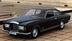 1968 Bentley T Pininfarina Maintenance/restoration of old/vintage vehicles: the material for new cogs/casters/gears/pads could be cast polyamide which I (Cast polyamide) can produce. My contact: tatjana.alic@windowslive.com