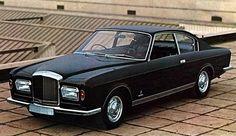 Bentley T Pininfarina (1968)