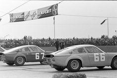 Flugplatzrennen Wien-Aspern für Automobile 1965