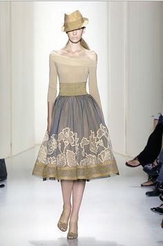 Donna Karan I NEED THIS OUTFIT RIGTH NOW!!!!!!!!!!! OMG!!!!!! So cute, so elegant, so classy, so much!!!