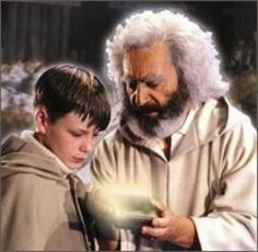 The Box Of Delights - I have to watch this every Christmas; because the wolves are running! Patrick Troughton brilliant as Cole Hawlings - inimitable voice - and Robert Stephens the perfect Abner Brown. Ancient but brilliant BBC serial for kids - and me! 80s Kids, Kids Tv, Kids Shows, Tv Shows, Mike Newell, Bbc Drama, Vintage Tv, Classic Tv, My Memory