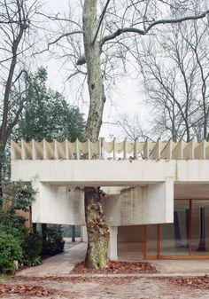 Åke E:son Lindman, Sverre Fehn · Nordic Pavilion at the Venice Biennale, 1962 · Divisare